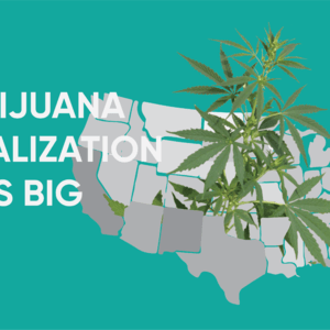 2020 Election Results: Marijuana Legalization Wins Big