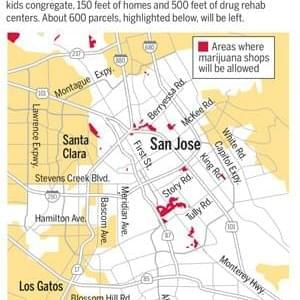 San Jose marijuana businesses face troubles over new laws