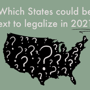 Which States Could Be Next to Legalize in 2021?