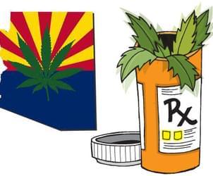 Arizona Medical Marijuana Sales Up 52 Percent From Last Year