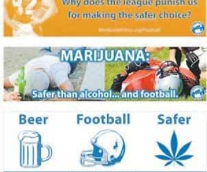 Marijuana activists hope Super Bowl billboards catch NFL's eye