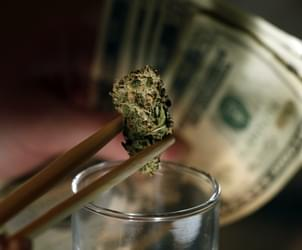Marijuana tax question on November ballot