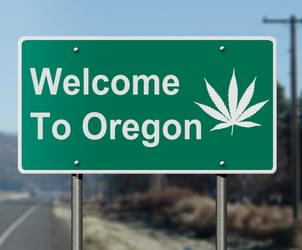 Oregon set to shield marijuana user data from US officials