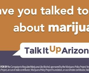 Pro-marijuana billboards go up for Mother's Day
