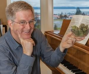 RICK STEVES OFFERS 'NEW EUROPEAN APPROACH' TO MARIJUANA LEGALIZATION