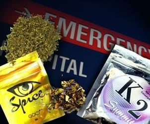 Uptick in Synthetic Marijuana Poisonings