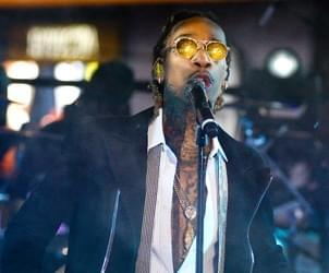 Wiz Khalifa Is Launching A Line Of Marijuana Products