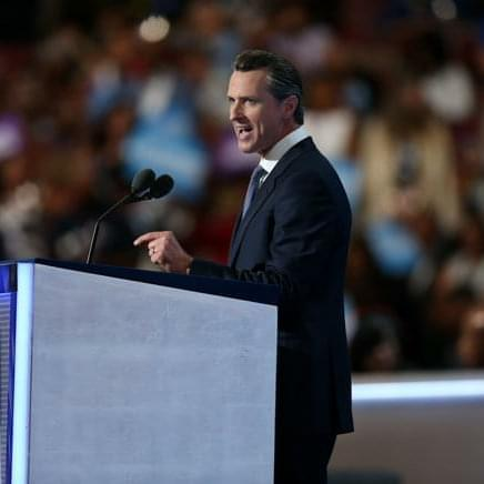 Gavin Newsom Explains Why Lawmakers Shouldn't Be Neutral On Marijuana Legalization