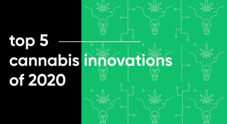 Top 5 Cannabis Innovations of 2020