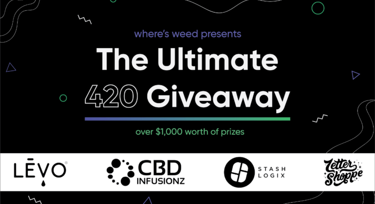 Where's Weed Presents: The Ultimate 420 Giveaway
