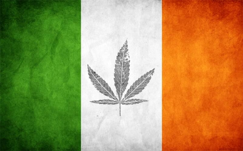 Ireland pushes for legalisation of medical marijuana