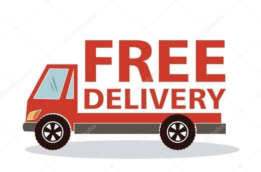 $0.10 FREE DELIVERY 🚚 FOR ORDER OVER $500