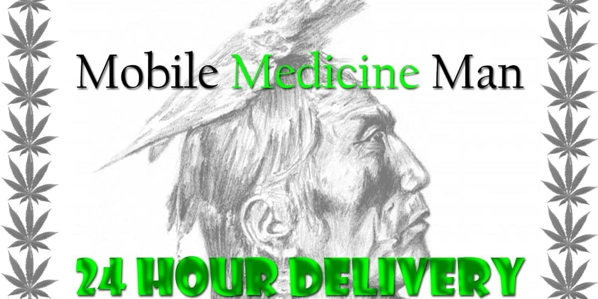 Mobile Medicine Man | Tacoma Marijuana Dispensaries
