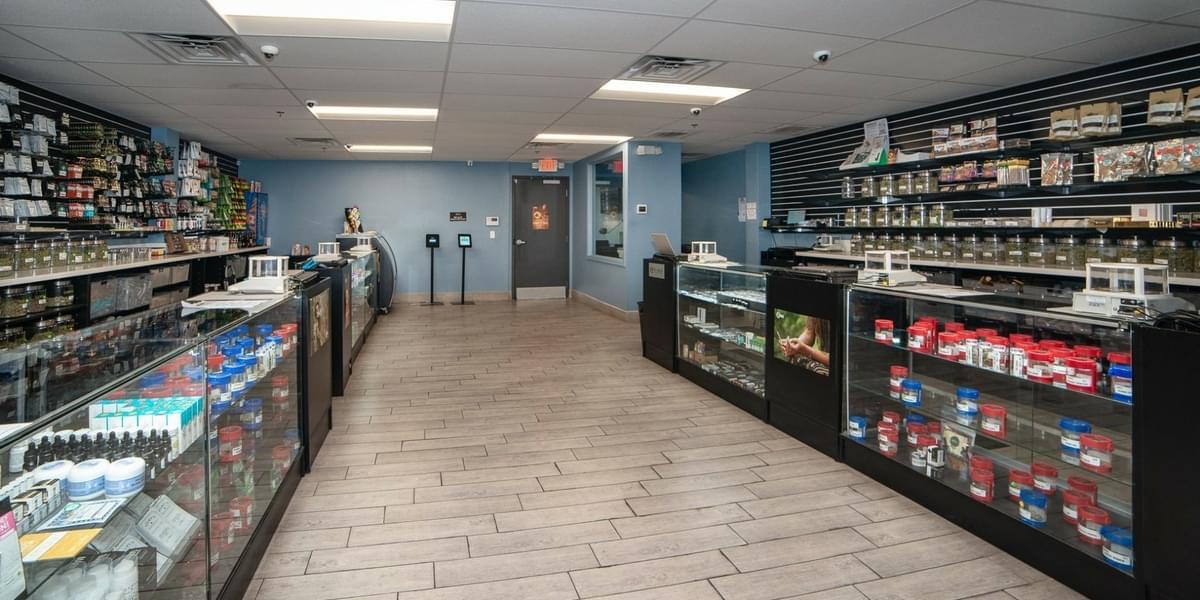 The Nirvana Center - Glendale | Glendale Marijuana Dispensaries