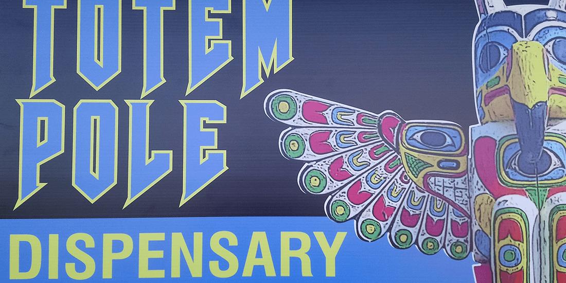 The Totem Pole Dispensary   Roseneath Marijuana Dispensaries