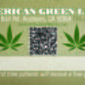 American Green Leaf Marijuana Dispensary