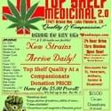 Top Shelf Medicinal Marijuana Dispensary