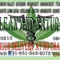 Klean And Natural Marijuana Delivery Service