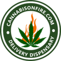Cannabis On Fire Marijuana Delivery Service