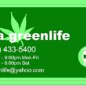 CA GREENLIFE Marijuana Delivery Service