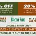 Green Fire Cannabis - Seattle Marijuana Dispensary