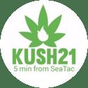 Kush21 - Burien's 1st Pot Shop Marijuana Dispensary