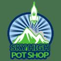 Sky High Pot Shop Marijuana Dispensary