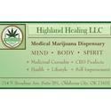 Highland Healing LLC Marijuana Dispensary