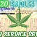 '420 EDIBLES Marijuana Delivery Service