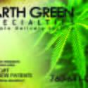 Earth Green Specialties Marijuana Delivery Service