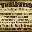 Tumbleweeds Health Center Marijuana Doctor