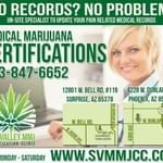 Sun Valley MMJ Certification Clinic Surprise Dispensary