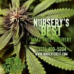 NURSERY'S BEST MMJ DELIVERY Los Angeles County & Orange County Marijuana Delivery