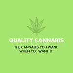 Quality Cannabis Marijuana Delivery Service