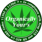 Organically Your's Marijuana Delivery Service