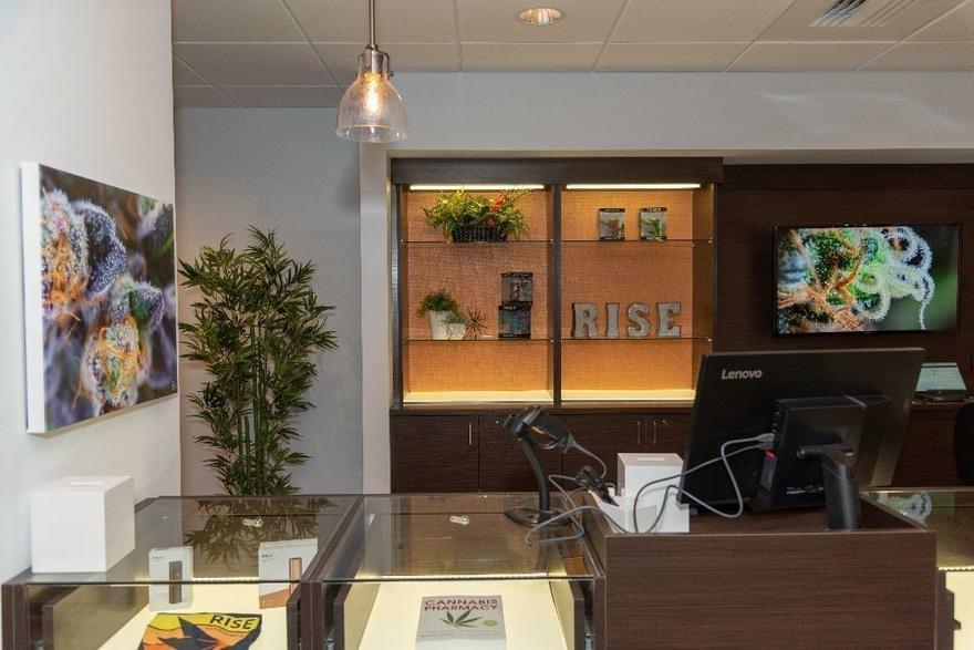 RISE - Amherst | Amherst Marijuana Dispensaries