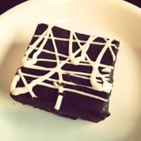Mayan Caramel Brownie