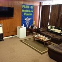 Plan B lobby
