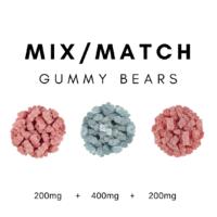 $120 Mix and Match Gummy Bears