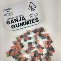 Ganja Gummies - 1000MG - Canna Basics