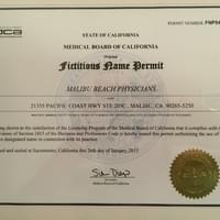 420 Doctor in Malibu, CA