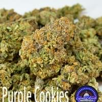 Purple Cookies