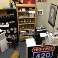 Local organic cannabis and the best extracts!