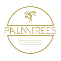 Palm Trees Logo 2