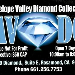 Antelope Valley Diamond Collective Marijuana Dispensary