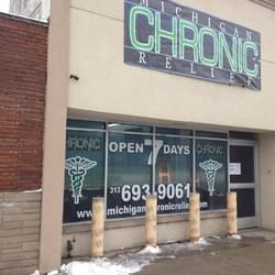 Michigan Chronic Relief Marijuana Dispensary