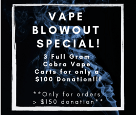 Vape Blowout