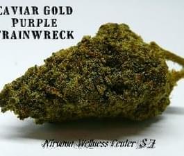Cannabis Caviar Gold - Also in Cones