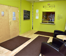 Wellness Connection of Maine Portland Dispensary Inside Image