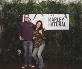 Kush Pointe is a proud Partner with the B. Marley Group
